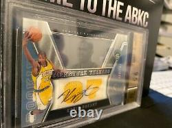 2007 SP Threads Kevin Durant ROOKIE RC PATCH AUTO /199 BGS 9.5 GEM MINT 1/1 eBay