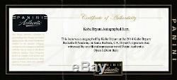 Kobe Bryant 1996 Topps Chrome Rookie Autograph RC BGS 8.5 AUTO 10 PANINI COA