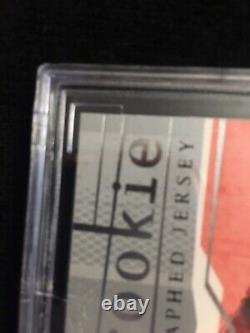 LeBron James Auto ROOKIE 2003 Spx Autograph RC PATCH /750 #151 Psa 10 BGS 10