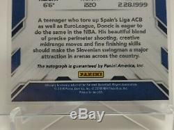 Luka Doncic Panini NEXT DAY RC AUTO BGS RCR 9 Auto 10 Top Autograph Rookie Card