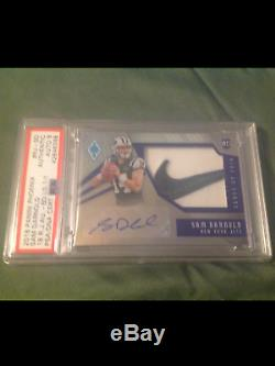 Sam Darnold 1/1 Army Rookie Auto Gold Psa Bgs Rc Cards 2015 2018 Hs Usc Jets